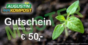 Innkompost Gutschein 50 €